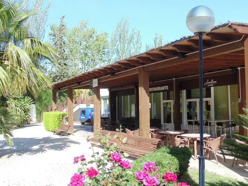 Instalaciones sotroni sl for Hotel jardines la tejera