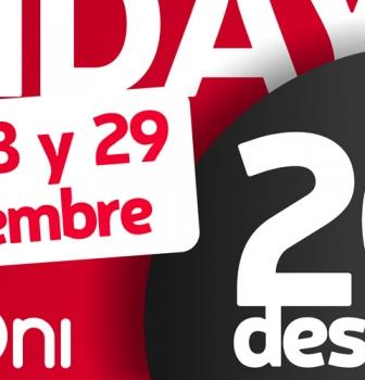 El pasado 28 y 29 de noviembre celebramos el Black Friday