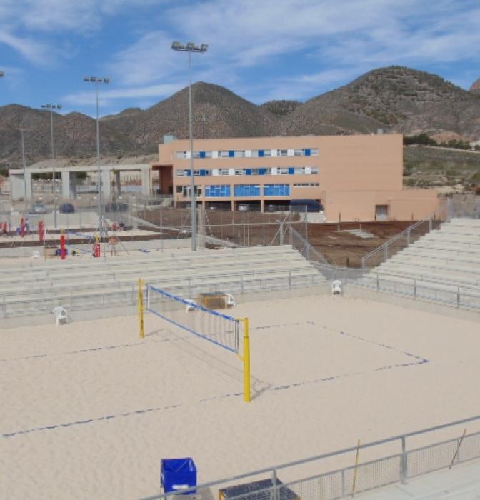 Centro de Alto Rendimiento de Voley Playa – Lorca