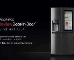 Instaview Door in Door, la nueva tecnología de LG