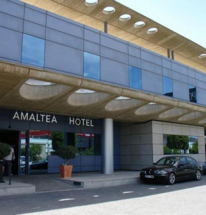 Amaltea Spa Center Hotel – Lorca