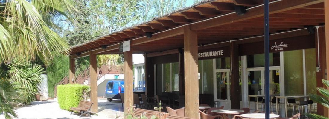Hotel Jardines La Tejera – Olula del Río