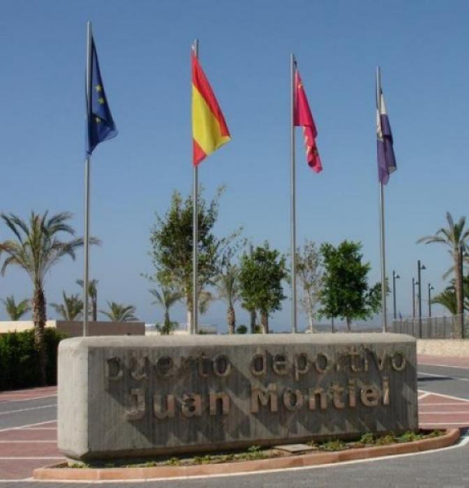 Puerto Deportivo Juan Montiel – Águilas
